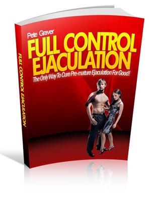 full control ejaculation